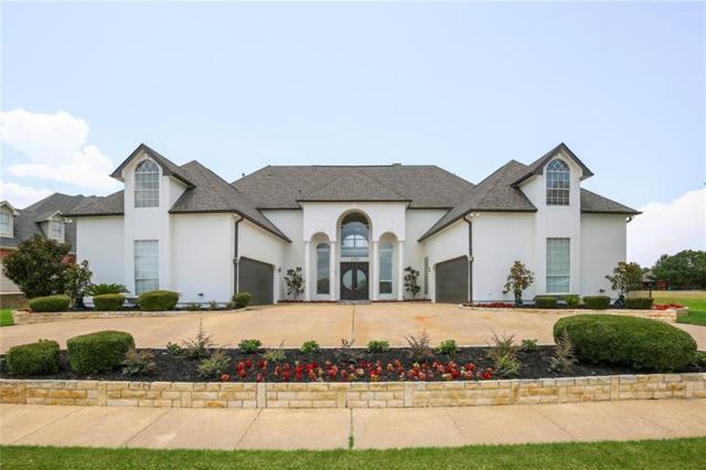 629 Country Club Drive, Heath, TX 75032 (MLS #13890608) :: Team Hodnett