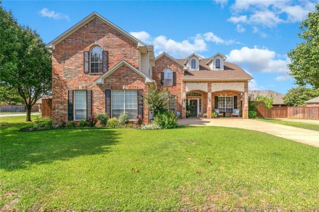 816 Ridge Crest Drive, Burleson, TX 76028 (MLS #13890673) :: The Mitchell Group