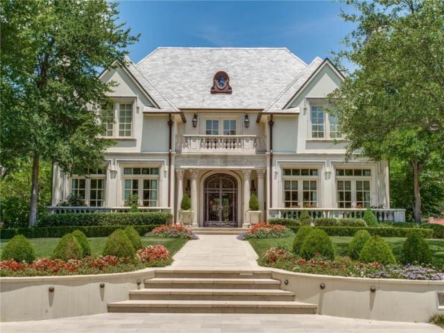 3800 Stratford Avenue, Highland Park, TX 75205 (MLS #13890676) :: RE/MAX Landmark