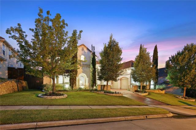 6640 Canyon Oaks Circle, Plano, TX 75024 (MLS #13890896) :: Team Hodnett