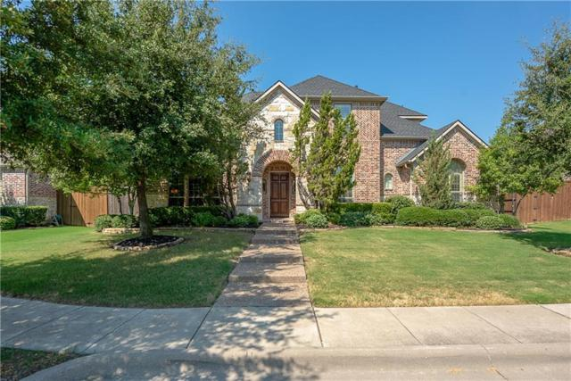 11623 Coronado Trail, Frisco, TX 75033 (MLS #13890908) :: Team Hodnett