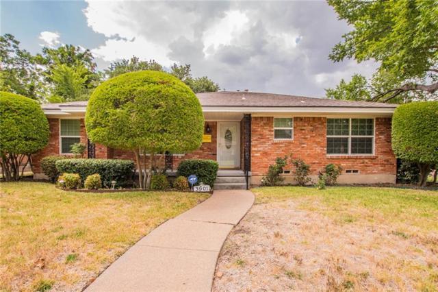 3901 Douglas Drive, Garland, TX 75041 (MLS #13890909) :: Magnolia Realty
