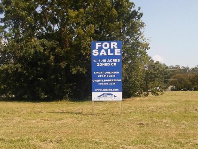 1050 Rowlett Road, Garland, TX 75043 (MLS #13890923) :: The Real Estate Station