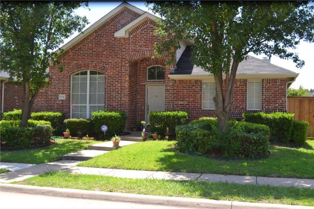1710 Bur Oak Drive, Allen, TX 75002 (MLS #13890924) :: Team Hodnett