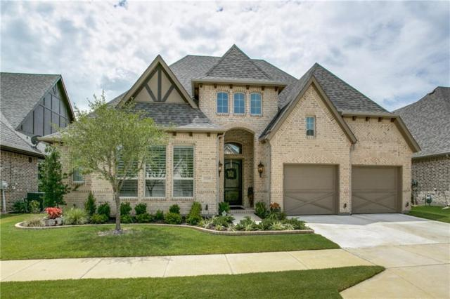 5708 Heron Drive E, Colleyville, TX 76034 (MLS #13890939) :: Coldwell Banker Residential Brokerage