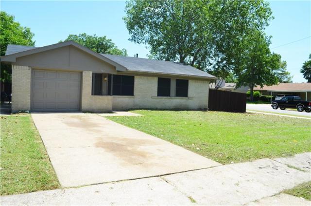 701 Grubb Circle, Mesquite, TX 75149 (MLS #13890959) :: Magnolia Realty