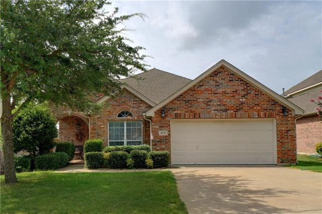 4116 Yancey Lane, Fort Worth, TX 76244 (MLS #13891005) :: Team Hodnett