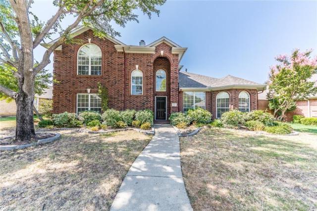 1317 Woodmoor Drive, Allen, TX 75013 (MLS #13891014) :: RE/MAX Town & Country