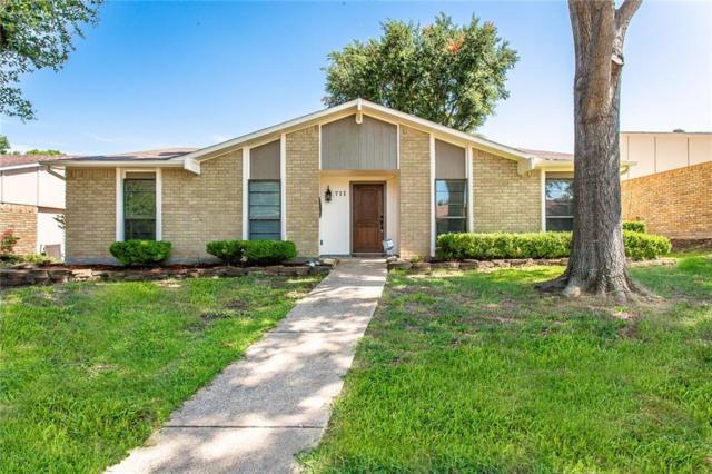 711 Via Sonoma, Mesquite, TX 75150 (MLS #13891018) :: Magnolia Realty