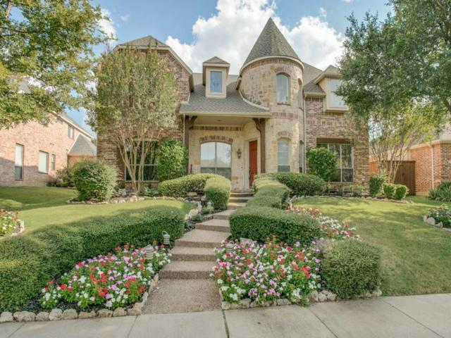 4997 Carnegie Drive, Frisco, TX 75034 (MLS #13891038) :: Real Estate By Design