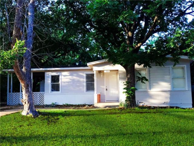1500 Cairn Circle, Fort Worth, TX 76134 (MLS #13891074) :: Team Hodnett