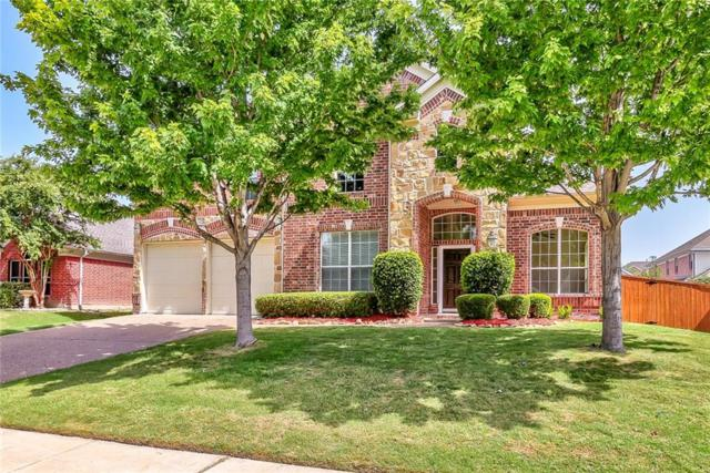 15128 Appaloosa Drive, Frisco, TX 75035 (MLS #13891110) :: Team Hodnett