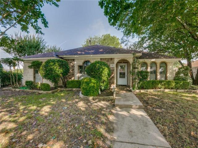 4001 Simmons Drive, Rowlett, TX 75088 (MLS #13891154) :: RE/MAX Landmark