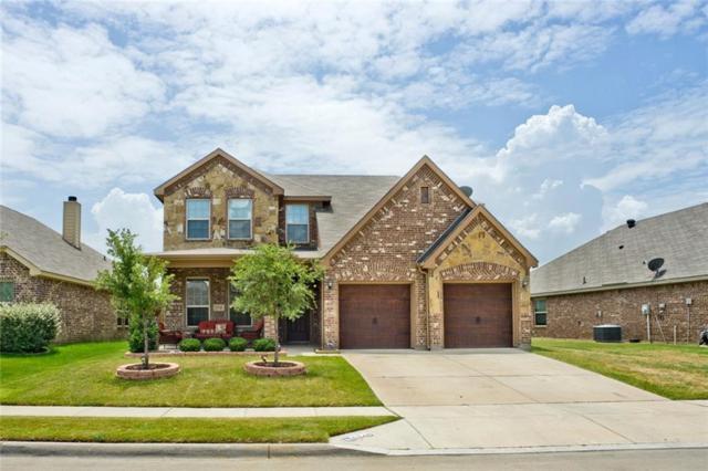 5745 Diamond Valley Drive, Fort Worth, TX 76179 (MLS #13891233) :: Team Hodnett