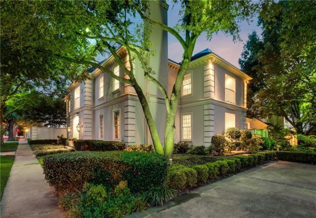 3201 Greenbrier Drive, University Park, TX 75225 (MLS #13891239) :: Robbins Real Estate Group