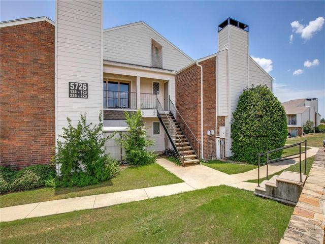 5726 Marvin Loving Drive #224, Garland, TX 75043 (MLS #13891264) :: Magnolia Realty