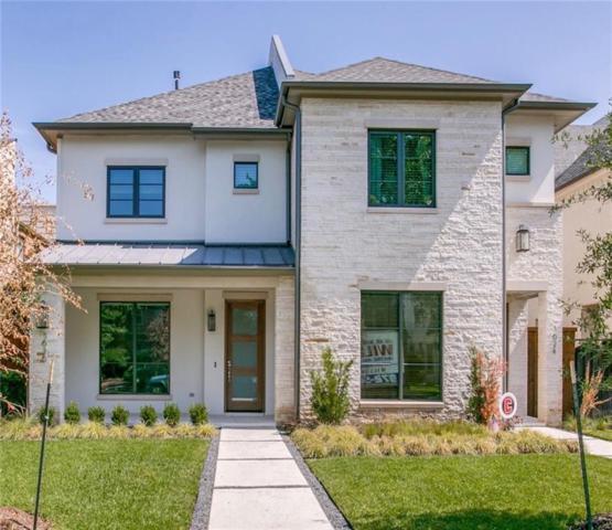 3626 Binkley Avenue, University Park, TX 75205 (MLS #13891278) :: Exalt Realty