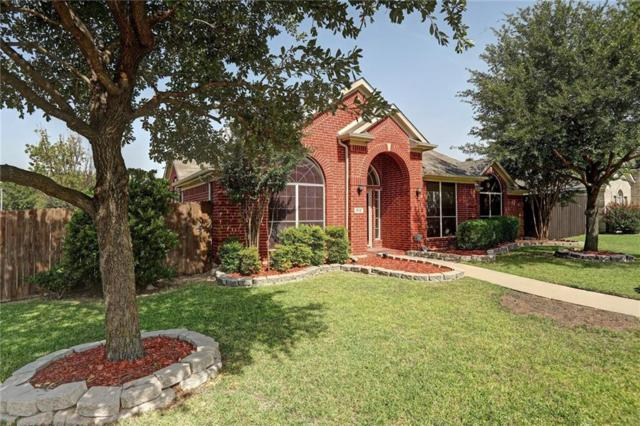 812 Patricia Drive, Allen, TX 75002 (MLS #13891282) :: RE/MAX Town & Country