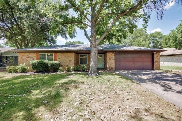 8613 Crestview Drive, North Richland Hills, TX 76182 (MLS #13891290) :: Team Hodnett