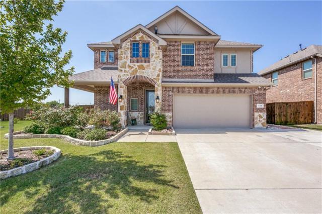 115 Griffin Avenue, Fate, TX 75189 (MLS #13891295) :: Exalt Realty