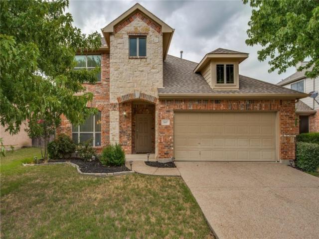 2617 Navasota Drive, Little Elm, TX 75068 (MLS #13891360) :: Team Tiller