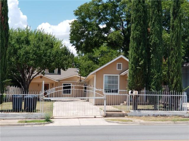 2213 Ellis Avenue, Fort Worth, TX 76164 (MLS #13891422) :: Magnolia Realty