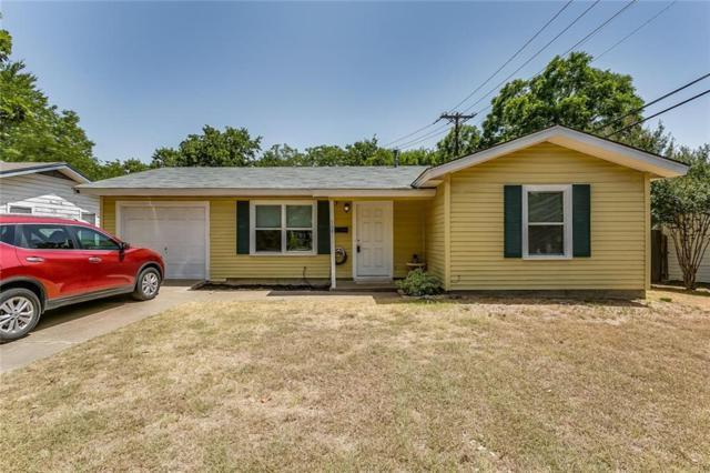 504 NW King Street, Burleson, TX 76028 (MLS #13891433) :: Century 21 Judge Fite Company