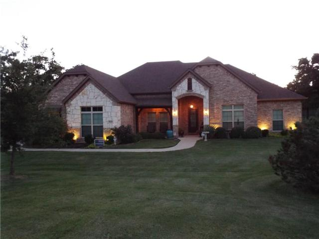 9125 Esperanza Lane, Burleson, TX 76028 (MLS #13891435) :: The Mitchell Group
