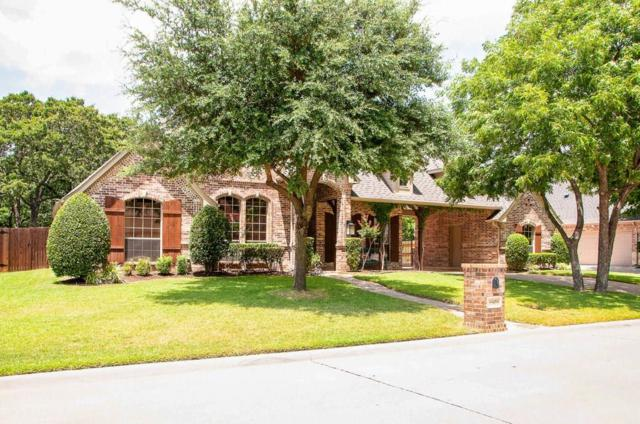 3505 Texas Trail, Hurst, TX 76054 (MLS #13891438) :: The Mitchell Group