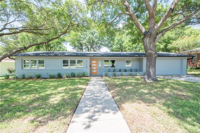 4124 Middlebrook Road, Fort Worth, TX 76116 (MLS #13891459) :: The Mitchell Group