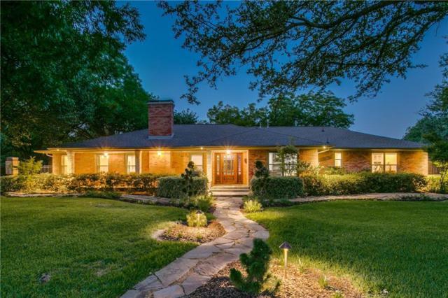 6111 Northaven Road, Dallas, TX 75230 (MLS #13891469) :: Robbins Real Estate Group