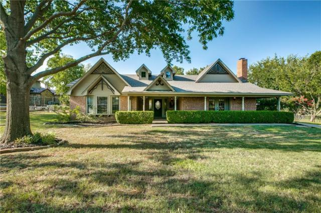 911 Tinker Road, Colleyville, TX 76034 (MLS #13891533) :: The Real Estate Station