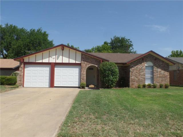 1418 Mimosa Street, Cleburne, TX 76033 (MLS #13891542) :: Potts Realty Group