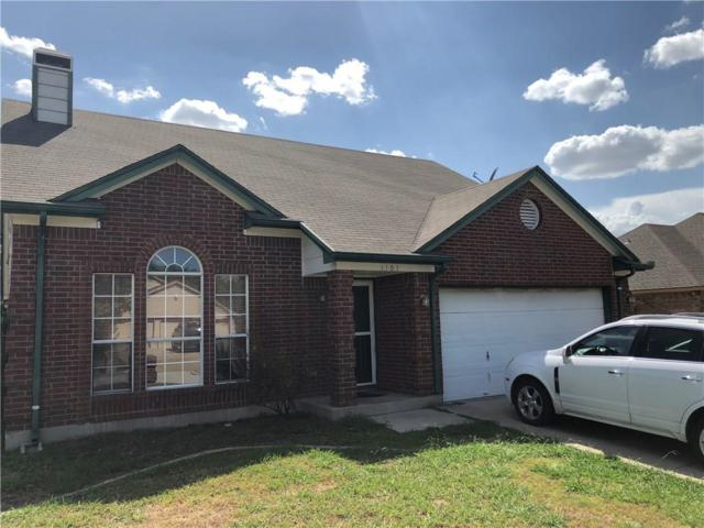 1101 Chapel Hill Drive, Mansfield, TX 76063 (MLS #13891543) :: The Mitchell Group