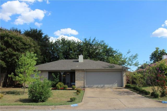 1821 Willow Park Drive, Fort Worth, TX 76134 (MLS #13891559) :: Magnolia Realty