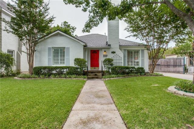 6310 Ellsworth Avenue, Dallas, TX 75214 (MLS #13891599) :: Magnolia Realty