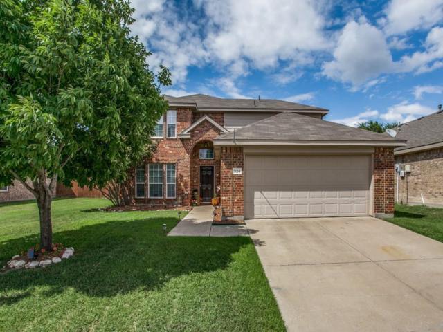 324 Highland Valley Court, Wylie, TX 75098 (MLS #13891612) :: Team Hodnett