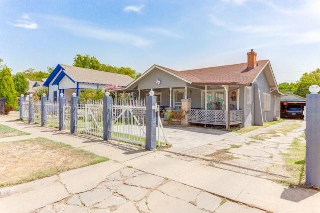 2310 Roosevelt Avenue, Fort Worth, TX 76164 (MLS #13891631) :: Frankie Arthur Real Estate