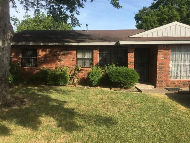 3803 State Oak Drive, Dallas, TX 75241 (MLS #13891655) :: Team Hodnett