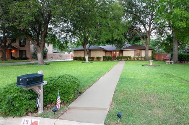 15 Canyon Creek Drive, Brownwood, TX 76801 (MLS #13891669) :: Frankie Arthur Real Estate