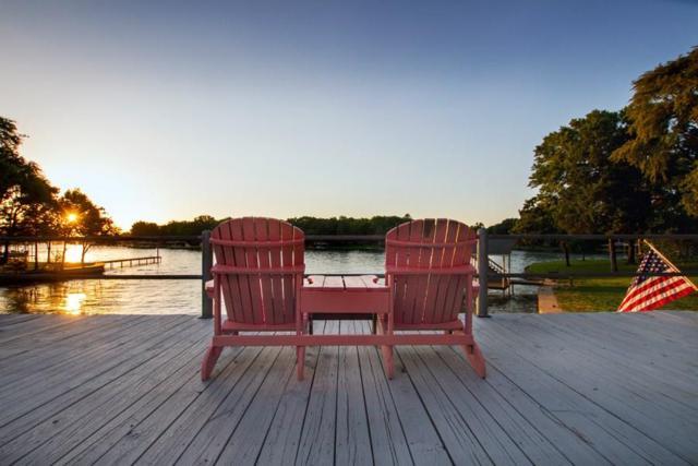 136 Lake Terrace Drive, Mabank, TX 75156 (MLS #13891670) :: Magnolia Realty