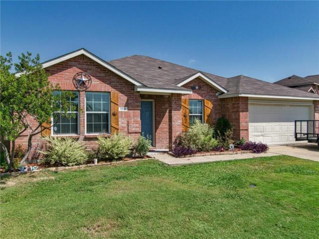 110 Robin Lane, Forney, TX 75126 (MLS #13891695) :: Exalt Realty