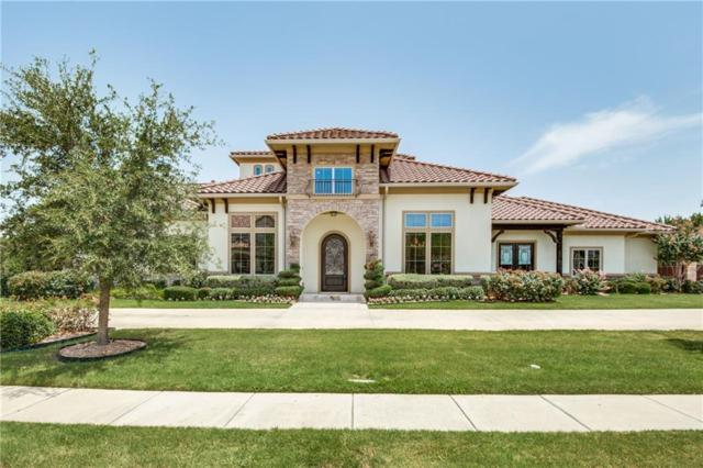 917 Palos Verdes Trail, Southlake, TX 76092 (MLS #13891712) :: The Holman Group