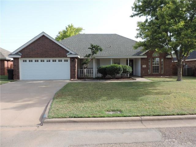 4450 Cole Drive, Abilene, TX 79606 (MLS #13891729) :: Team Hodnett