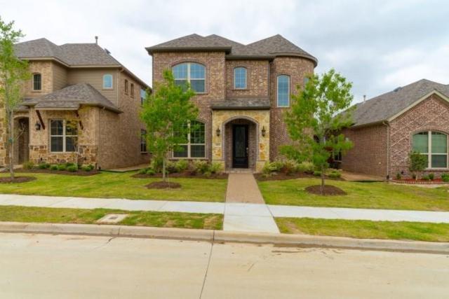 5112 Soren Street, Irving, TX 75038 (MLS #13891730) :: Team Hodnett