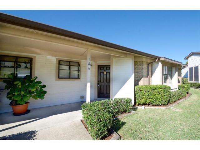 146 Henry M Chandler Drive, Rockwall, TX 75032 (MLS #13891771) :: Exalt Realty