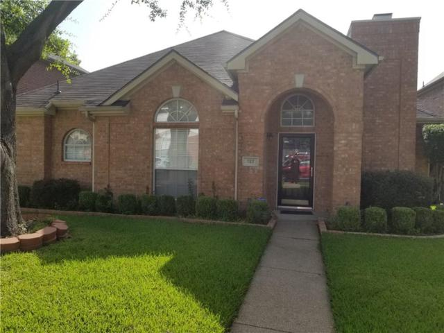 727 Fairlawn Street, Allen, TX 75002 (MLS #13891773) :: Coldwell Banker Residential Brokerage