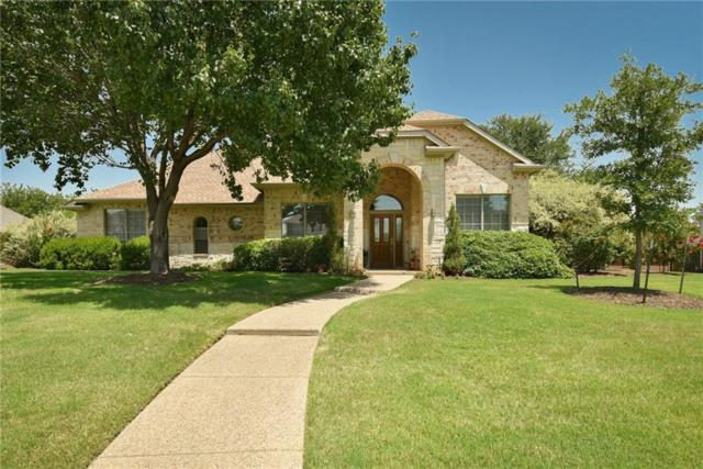640 Unbridled Lane, Keller, TX 76248 (MLS #13891784) :: The Mitchell Group
