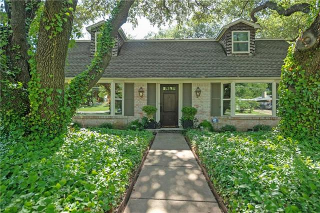 14221 Meandering Way, Dallas, TX 75254 (MLS #13891786) :: The Mitchell Group