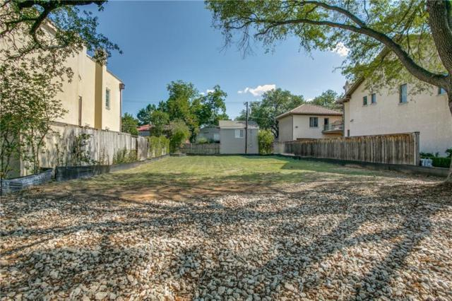 4309 Livingston Avenue, Highland Park, TX 75205 (MLS #13891864) :: Robbins Real Estate Group